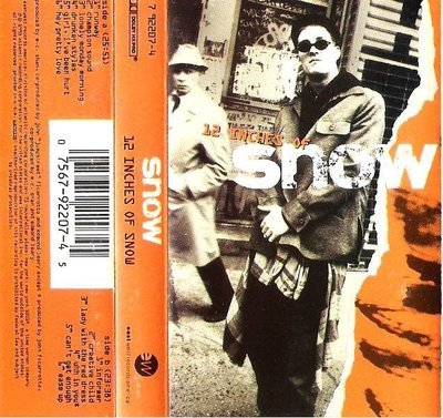 Snow / 12 Inches of Snow / EastWest 92207-4 | Cassette (1993)
