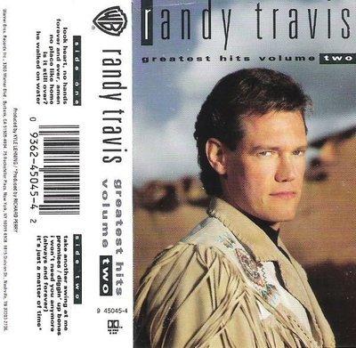 Travis, Randy / Greatest Hits Volume Two / Warner Bros. 45045-4 | Cassette (1992)