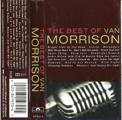 Morrison, Van / The Best of Van Morrison / Mercury 422 841-970-4 | Cassette (1990)