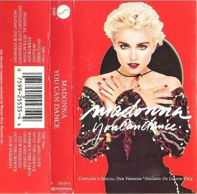 Madonna / You Can Dance / Sire 25535-4 | Cassette (1987)