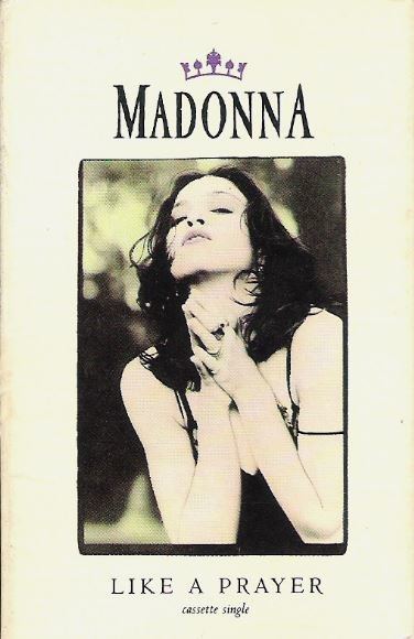 Madonna / Like a Prayer / Sire 27539-4 | Cassette Single (1989)