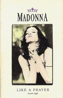 Madonna / Like a Prayer / Sire 27539-4 | Cassette Single (1989)