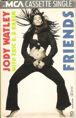 Watley, Jody / Friends / MCA MCAC-53660 | Cassette Single (1989)