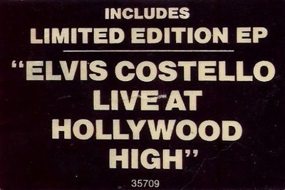 Costello, Elvis / Armed Forces / Columbia 35709 | Sticker (1979)