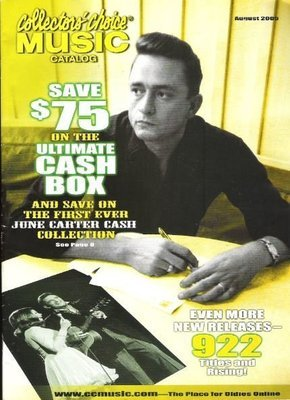 Cash, Johnny / Collectors' Choice Music / August 2005 | Catalog (2005)