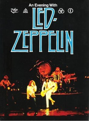 Led Zeppelin / An Evening With Led Zeppelin | Tour Book (1977)