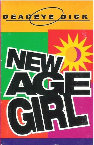 Deadeye Dick / New Age Girl / Ichiban MCS 94 232-4 | Cassette Single Sleeve (1994)