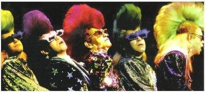 John, Elton / Step Into Christmas With Me | Postcard