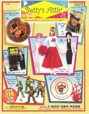 Betty's Attic / Collector's Edition 56 | Catalog (2008)