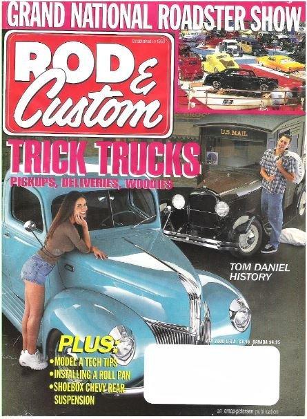 Rod + Custom / Trick Trucks / May 2000 | Magazine (2000)