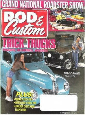 Rod + Custom / Trick Trucks / May 2000 | Magazine (2000)