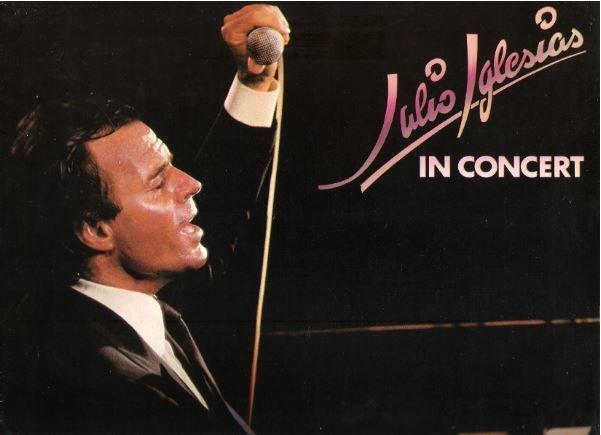 Iglesias, Julio / In Concert / CBS, Inc. | Album Flat (1983)