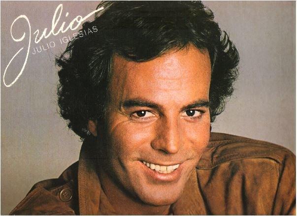 Iglesias, Julio / Julio / CBS, Inc.   Album Flat (1983)