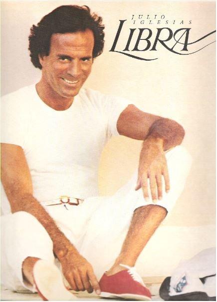 Iglesias, Julio / Libra / CBS, Inc. | Album Flat (1985)