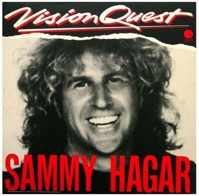 Hagar, Sammy / Vision Quest / Geffen | Album Flat (1985)