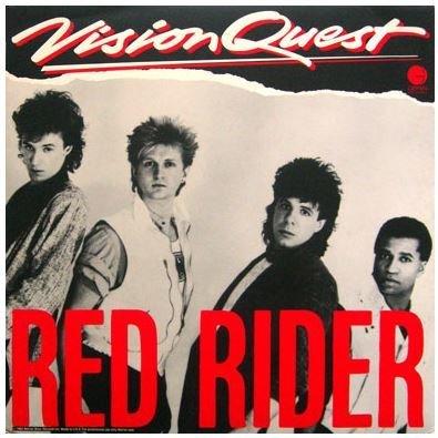 Red Rider / Vision Quest / Geffen | Album Flat (1985)