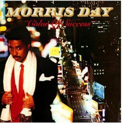Day, Morris / Color of Success / Warner Bros.   Album Flat (1985)