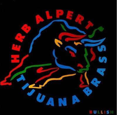 Alpert, Herb (+ The Tijuana Brass) / Bullish / A+M | Album Flat (1984)