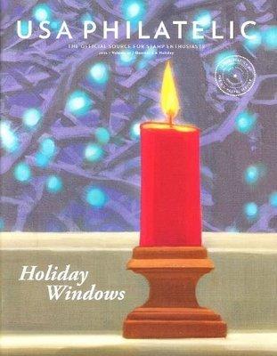 USA Philatelic / Holiday Windows / Volume 21 | Catalog (2016)