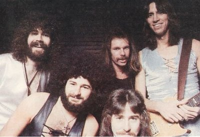 Boston / Group Photo, Tom on Right | Photo Print (1977)