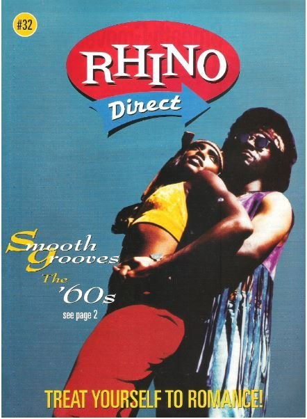 Rhino Direct / Smooth Grooves - The '60s | Catalog #32