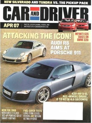 Car and Driver / Attacking the Icon! / April 2007 | Magazine (2007)