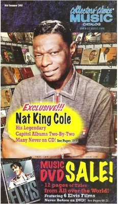 Cole, Nat King / Collectors' Choice Music / Mid-Summer | Catalog (2007)