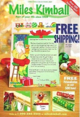 Miles Kimball / Christmas Collections | Catalog (2007)