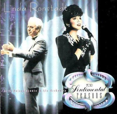 Ronstadt, Linda / For Sentimental Reasons / Asylum 60474-2   CD Booklet (1986)