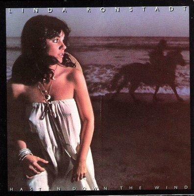 Ronstadt, Linda / Hasten Down the Wind / Asylum 1072-2   CD Booklet (1976)