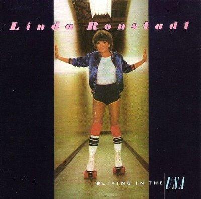 Ronstadt, Linda / Living In the USA / Asylum 155-2   CD Booklet (1978)