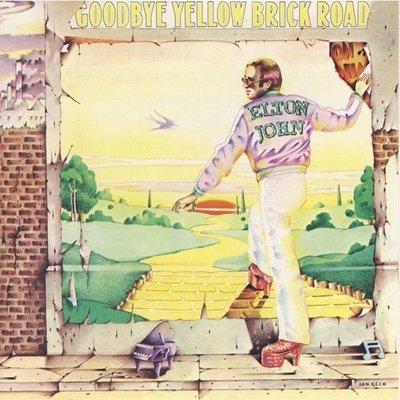 John, Elton / Goodbye Yellow Brick Road / MCA MCAD2-6894   CD Booklet (1973)