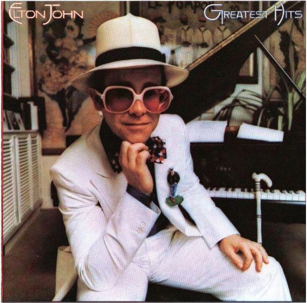 John, Elton / Greatest Hits / MCA MCAD-37215 | CD Booklet | November 1974