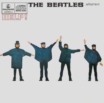 Beatles, The / Help! / Parlophone 7 46439-2   CD Booklet (1965)