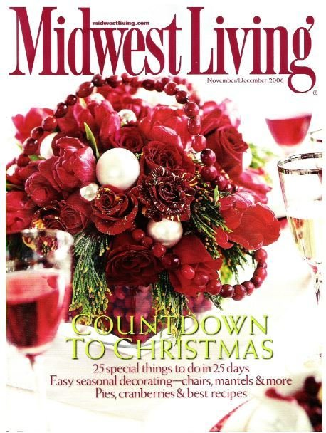 Midwest Living / Countdown To Christmas / November - December | Magazine (2006)