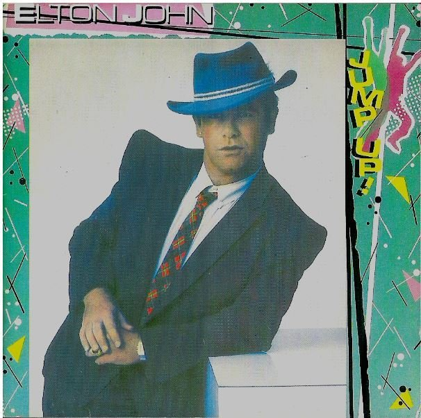 John, Elton / Jump Up! / Rocket 800 037-2 / Germany | CD Booklet (1982)