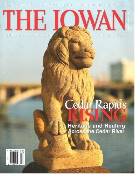 Iowan, The / Cedar Rapids Rising / September - October | Magazine (2009)