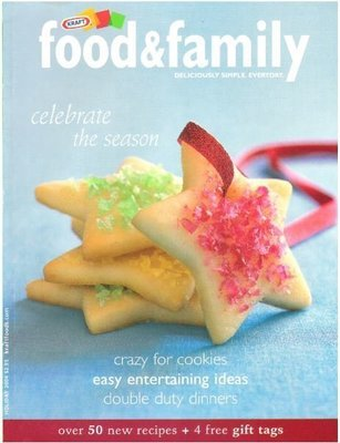 Food + Family / Celebrate the Season / Holiday   Magazine (2004)