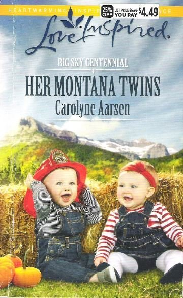 Aarsen, Carolyne / Her Montana Twins / Harlequin | Book (2014)