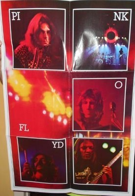 Pink Floyd / Dark Side of the Moon   Poster (1973)