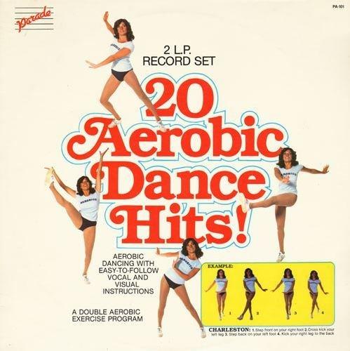 Muir, Marcy / 20 Aerobic Dance Hits! / Parade PA-101 (2 LP) | Twelve Inch Vinyl Album (1980's)