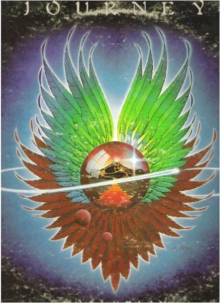 Journey / Evolution / Columbia FC-35797 | Twelve Inch Vinyl Album (1979)