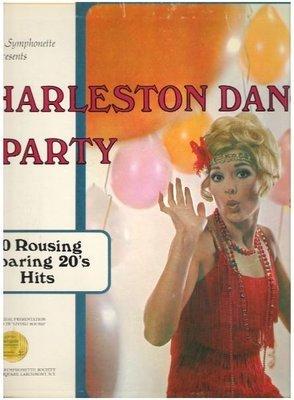 Collegians, The (+ Ragtime Rascals) / Charleston Dance Party / Longines SYS-5105 | Twelve Inch Vinyl Album