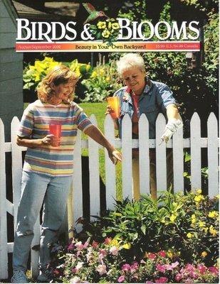 Birds + Blooms / Vol. 8, No. 4 / August - September | Magazine (2002)
