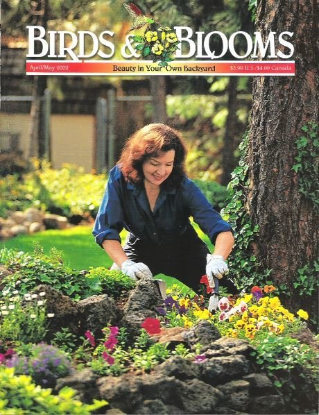 Birds + Blooms / Vol. 8, No. 2 / April - May | Magazine (2002)