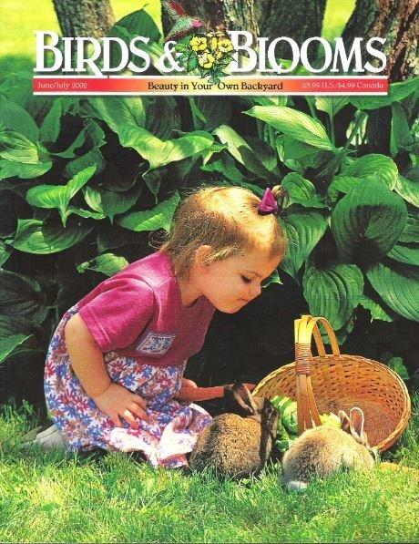 Birds + Blooms / Vol. 8, No. 3 / June - July | Magazine (2002)