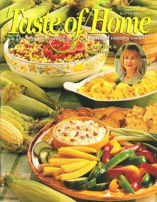 Taste of Home / And Here Is One of Them... / August - September | Magazine (1999)
