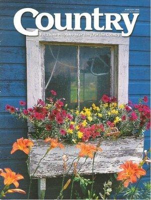 Country / Barn Flower Box / June - July | Magazine (2008)