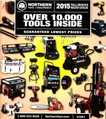 Northern Tool + Equipment / Master Catalog / Fall - Winter | Catalog (2015)
