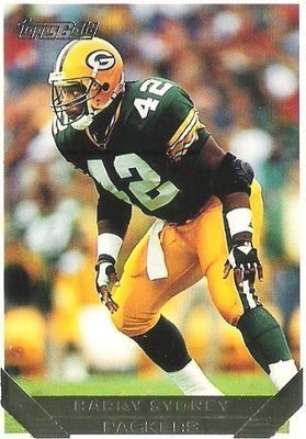 Sydney, Harry / Green Bay Packers / Topps Gold No. 208 | Football Trading Card (1993)